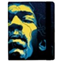 Gabz Jimi Hendrix Voodoo Child Poster Release From Dark Hall Mansion Samsung Galaxy Tab 8.9  P7300 Flip Case View2