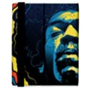 Gabz Jimi Hendrix Voodoo Child Poster Release From Dark Hall Mansion Samsung Galaxy Tab 8.9  P7300 Flip Case View3