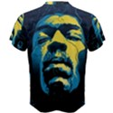 Gabz Jimi Hendrix Voodoo Child Poster Release From Dark Hall Mansion Men s Cotton Tee View2