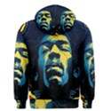 Gabz Jimi Hendrix Voodoo Child Poster Release From Dark Hall Mansion Men s Pullover Hoodie View2