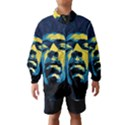 Gabz Jimi Hendrix Voodoo Child Poster Release From Dark Hall Mansion Wind Breaker (Kids) View1
