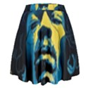 Gabz Jimi Hendrix Voodoo Child Poster Release From Dark Hall Mansion High Waist Skirt View2
