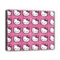 Hello Kitty Patterns Canvas 10  x 8  View1