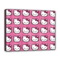 Hello Kitty Patterns Canvas 14  x 11  View1
