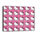 Hello Kitty Patterns Canvas 16  x 12  View1