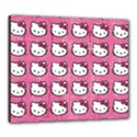Hello Kitty Patterns Canvas 24  x 20  View1