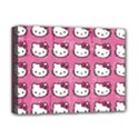Hello Kitty Patterns Deluxe Canvas 16  x 12   View1