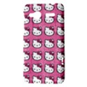 Hello Kitty Patterns HTC Radar Hardshell Case  View3