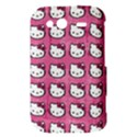 Hello Kitty Patterns HTC Wildfire S A510e Hardshell Case View3