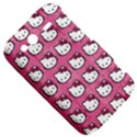 Hello Kitty Patterns HTC Wildfire S A510e Hardshell Case View5