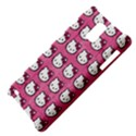 Hello Kitty Patterns Samsung Infuse 4G Hardshell Case  View4