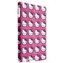 Hello Kitty Patterns Apple iPad 3/4 Hardshell Case (Compatible with Smart Cover) View2