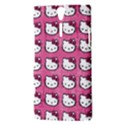 Hello Kitty Patterns Sony Xperia S View3