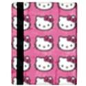 Hello Kitty Patterns Apple iPad 2 Flip Case View3