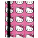 Hello Kitty Patterns Apple iPad 3/4 Flip Case View3