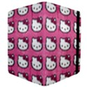 Hello Kitty Patterns Apple iPad 3/4 Flip Case View4