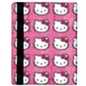 Hello Kitty Patterns Apple iPad Mini Flip Case View3