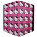Hello Kitty Patterns Apple iPad Mini Flip Case View4