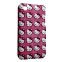 Hello Kitty Patterns Apple iPhone 3G/3GS Hardshell Case (PC+Silicone) View2