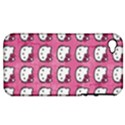 Hello Kitty Patterns Apple iPhone 4/4S Hardshell Case (PC+Silicone) View1
