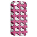 Hello Kitty Patterns Apple iPhone 4/4S Hardshell Case (PC+Silicone) View2