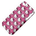 Hello Kitty Patterns Apple iPhone 4/4S Hardshell Case (PC+Silicone) View4
