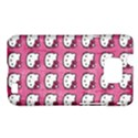 Hello Kitty Patterns Samsung Galaxy S II i9100 Hardshell Case (PC+Silicone) View1