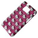 Hello Kitty Patterns Samsung Galaxy S II i9100 Hardshell Case (PC+Silicone) View4