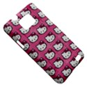 Hello Kitty Patterns Samsung Galaxy S II i9100 Hardshell Case (PC+Silicone) View5