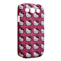 Hello Kitty Patterns Samsung Galaxy S III Classic Hardshell Case (PC+Silicone) View2