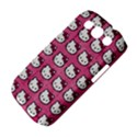 Hello Kitty Patterns Samsung Galaxy S III Classic Hardshell Case (PC+Silicone) View4