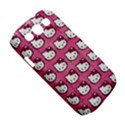 Hello Kitty Patterns Samsung Galaxy S III Classic Hardshell Case (PC+Silicone) View5