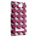 Hello Kitty Patterns HTC 8S Hardshell Case View2