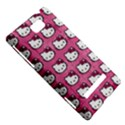 Hello Kitty Patterns HTC 8S Hardshell Case View5