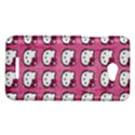 Hello Kitty Patterns HTC Butterfly X920E Hardshell Case View1