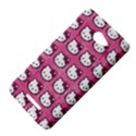 Hello Kitty Patterns HTC Butterfly X920E Hardshell Case View4