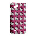Hello Kitty Patterns HTC Desire VC (T328D) Hardshell Case View2
