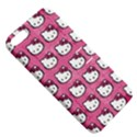 Hello Kitty Patterns Apple iPhone 5 Hardshell Case with Stand View5