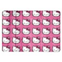 Hello Kitty Patterns Samsung Galaxy Tab 10.1  P7500 Flip Case View1