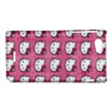 Hello Kitty Patterns Sony Xperia J View1
