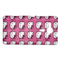 Hello Kitty Patterns Sony Xperia SP View1