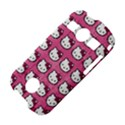 Hello Kitty Patterns Samsung Galaxy S7710 Xcover 2 Hardshell Case View4