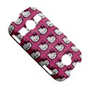 Hello Kitty Patterns Samsung Galaxy S7710 Xcover 2 Hardshell Case View5