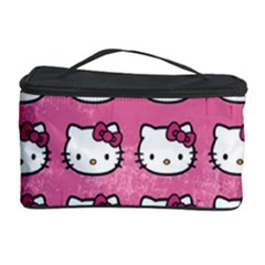 Hello Kitty Patterns Cosmetic Storage Case