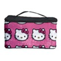 Hello Kitty Patterns Cosmetic Storage Case View1