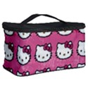 Hello Kitty Patterns Cosmetic Storage Case View2
