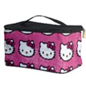 Hello Kitty Patterns Cosmetic Storage Case View3