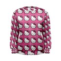 Hello Kitty Patterns Women s Sweatshirt View1
