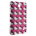 Hello Kitty Patterns Samsung Galaxy Tab 4 (8 ) Hardshell Case  View3