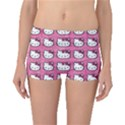Hello Kitty Patterns Boyleg Bikini Bottoms View1
